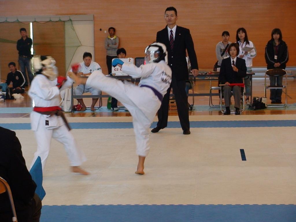 平成21年市民スポーツ大会空手道競技会