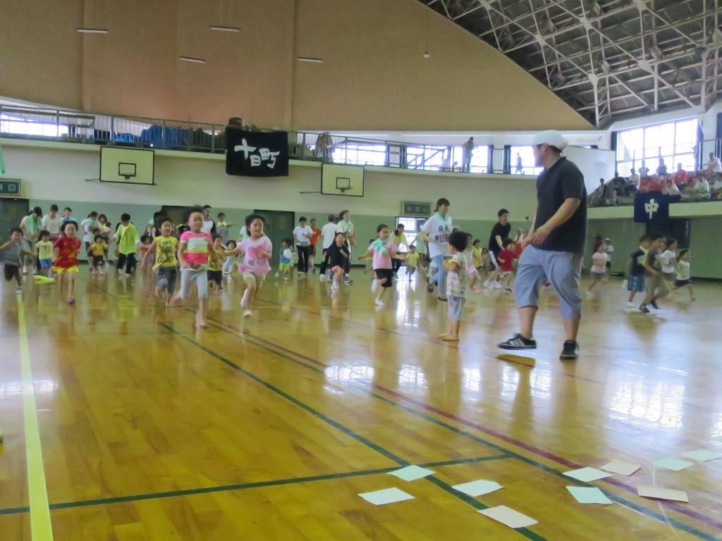 平成26年度レクリエーション大会 幼児レース