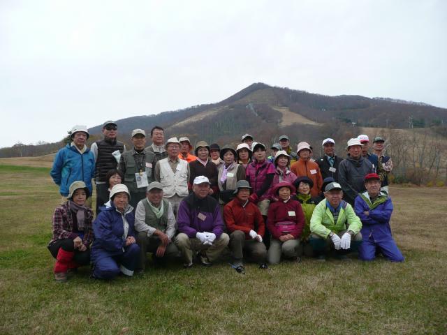 2011.10.30.信越トレイル 斑尾山