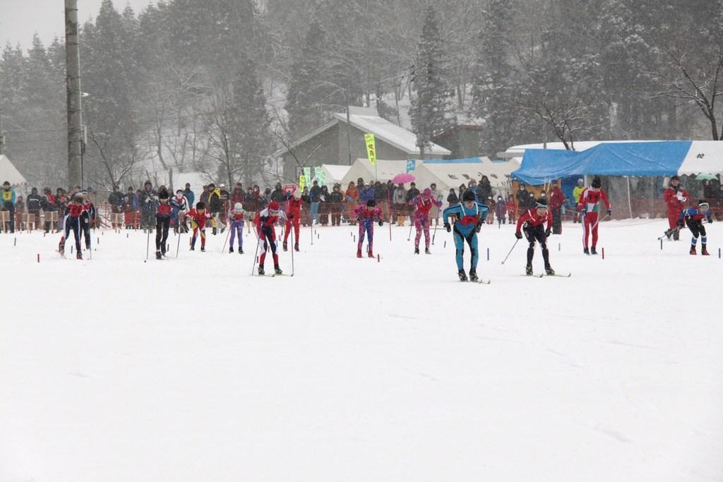 松之山スキー競技大会(クロカン)