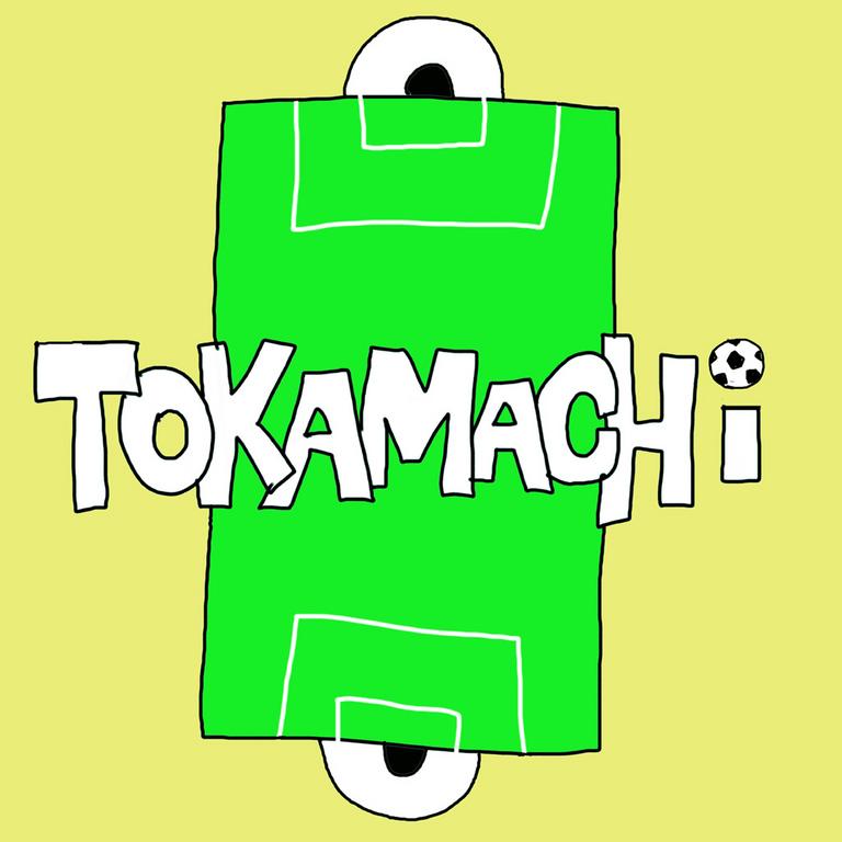 日比野克彦氏がデザインしてくれたロゴです。
