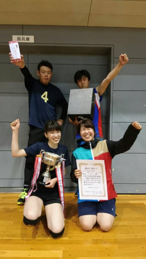 優勝の川西地区Bチーム