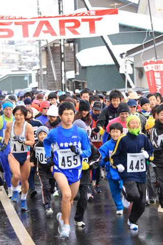 2010.01.02.第31回 新雪マラソン