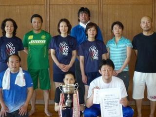 平成26年地区体育協会親善バレーボール大会 開催!