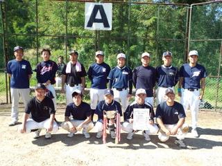 平成26年度地区親善野球大会 開催!!